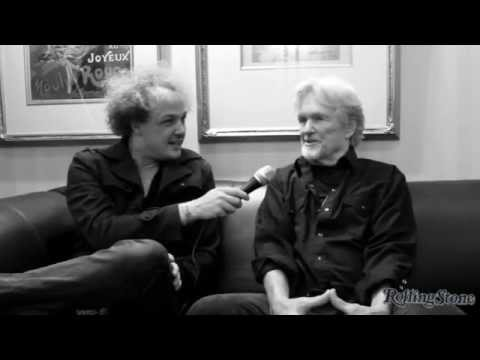 Kris Kristofferson Interview - Cape Town 2014