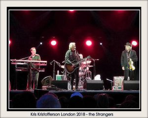 Kris Kristofferson London 2018 - Strangers