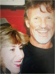 Kris Kristofferson Helen Kiddle