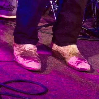 Kristofferson's boots